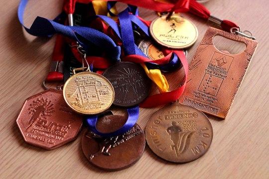 medals season 1