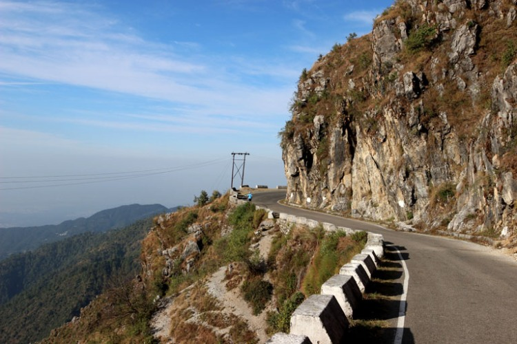 The beautiful Mussoorie HM